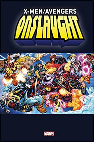 X-men/avengers: Onslaught Omnibus: Amazon.es: Marvel Comics ...