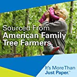 Hammermill Cream Colored 20lb Copy Paper, 8.5x11, 1 Ream, 500 Total Sheets, Made in USA, Sustainably Sourced From American Family Tree Farms, Acid Free, Pastel Printer Paper, 168030R