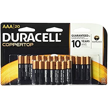 Amazon.com: Duracell Batteries, AAA 20 Pk: Electronics