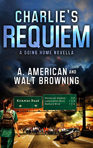 book cover of Charlie\'s Requiem