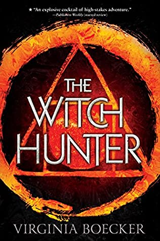 book cover of The Witch Hunter