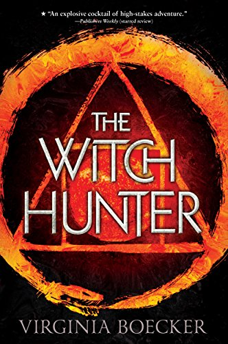The Witch Hunter by [Boecker, Virginia]