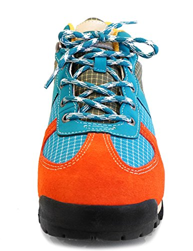 Mnx15 Mens Ascensore Scarpe Altezza Aumento 2,7 Argilla Arancia Arancio