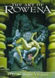 img - for The Art of Rowena by Doris Vallejo (2000-11-01) book / textbook / text book