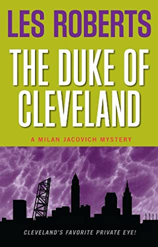 book cover of The Duke Of Cleveland
