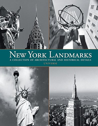 Landmark Collection - New York Landmarks: A Collection of Architectural and Historical Details