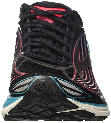 Course Pink 4 Black Transcend de Femme Teal Victory Diva Chaussures Brooks Noir wRxAIzqw0