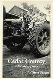 Cedar County, Steve Sanger, 0595265081
