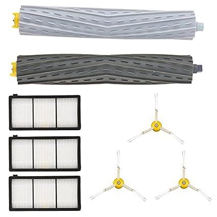 8pcs Replenishement Kit para iRobot Roomba 800 900 Series 805 860 870 871 880 890 960