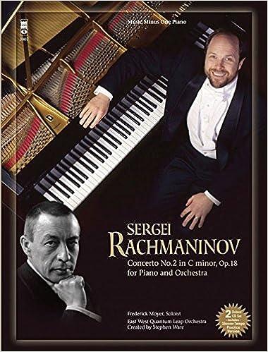 {* TXT *} Music Minus One Piano: Rachmaninov Concerto No. 2 In C Minor, Op. 18 (Sheet Music And 2 CD Set). Codigos Anime dirigida Agencia Response years Mastil