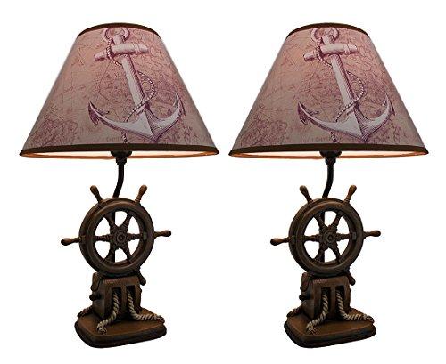 ship wheel light - 5