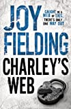 Front cover for the book Charley's Web by Joy Fielding