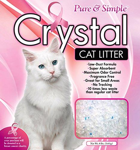 Pure Silica Cat Litter