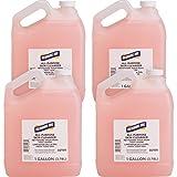 Genuine Joe GJO02105CT Janitorial Hand Soap, Skin Conditioning, Liquid (Pack of 4)