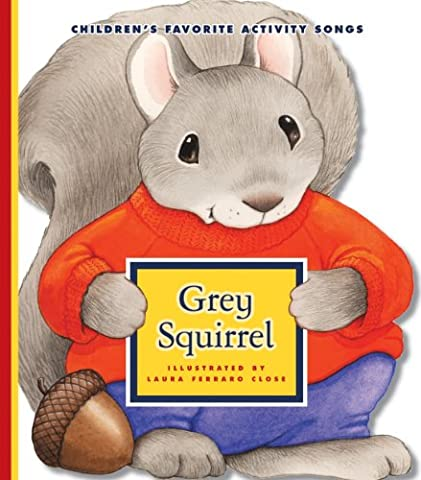 Grey Squirrel (Favorite Children's