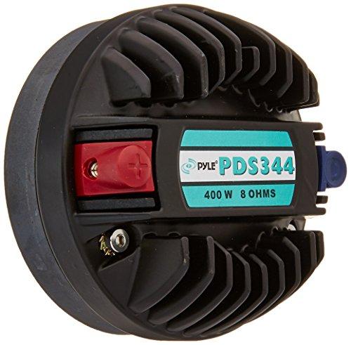 """Pyle PDS344 - 1.35"""" Titanium Horn Driver 8 Ohm 1-3/8 x 18..."""