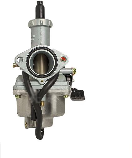 Qiyun PZ26 - Kit de carburador para Honda CB125 CRF150 XL125S TRX250 TRX 250EX XR100 XR100R