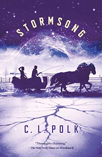Book Cover: Stormsong
