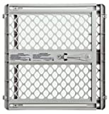 North States Pet Gate Iii Pressure Mounted White