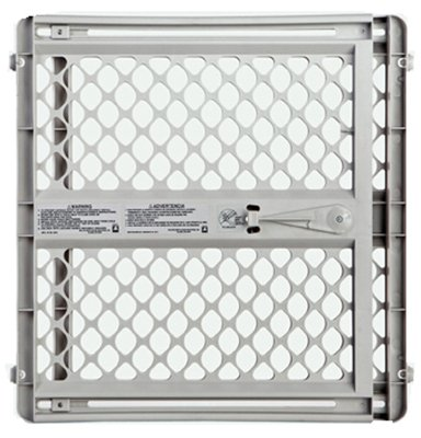 North States Pet Gate Iii Pressure Mounted White by North States