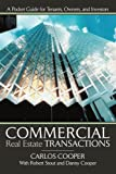 Commercial Real Estate Transactions, Carlos Cooper, 0595454070