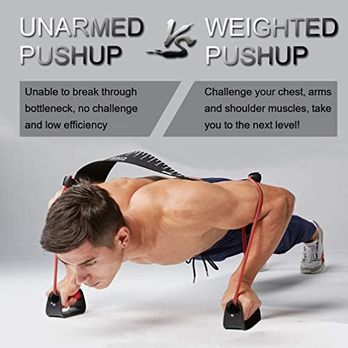 Muscle Push up chin up Bars Stands Handles Aid Equipment Men /& Women Arm Support