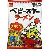 Oyatsukanpani Baby Star ramen chicken 39gX24 bags