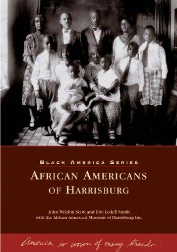 African Americans of Harrisburg (PA)  (Black  America)