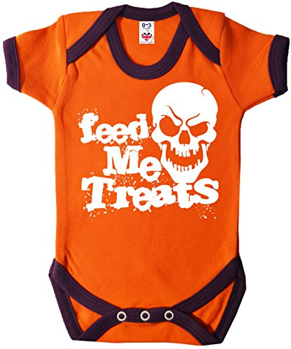 Dirty Fingers Baby Halloween Clothing Costume, Feed Me