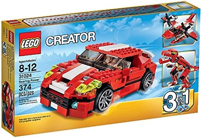 LEGO Creator 31024 כוח שואג