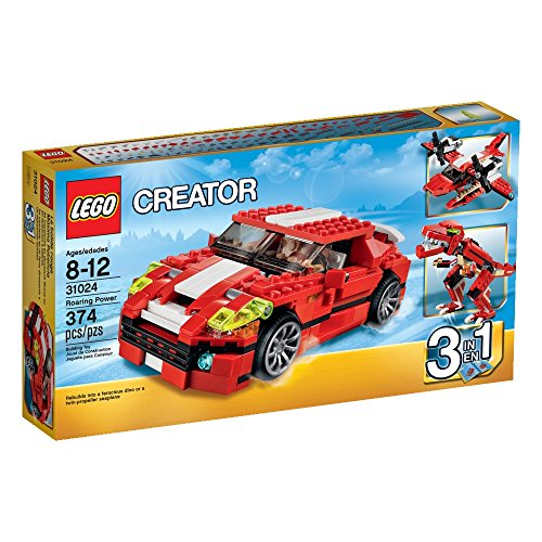 LEGO Creator Roaring Power 31024 Building Toy](Red Car Lego)