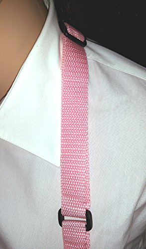 Cozy Home Living Vinyl Waterproof Apron Ultra Lightweight (1, Pink) by Cozy Home Living (Image #1)