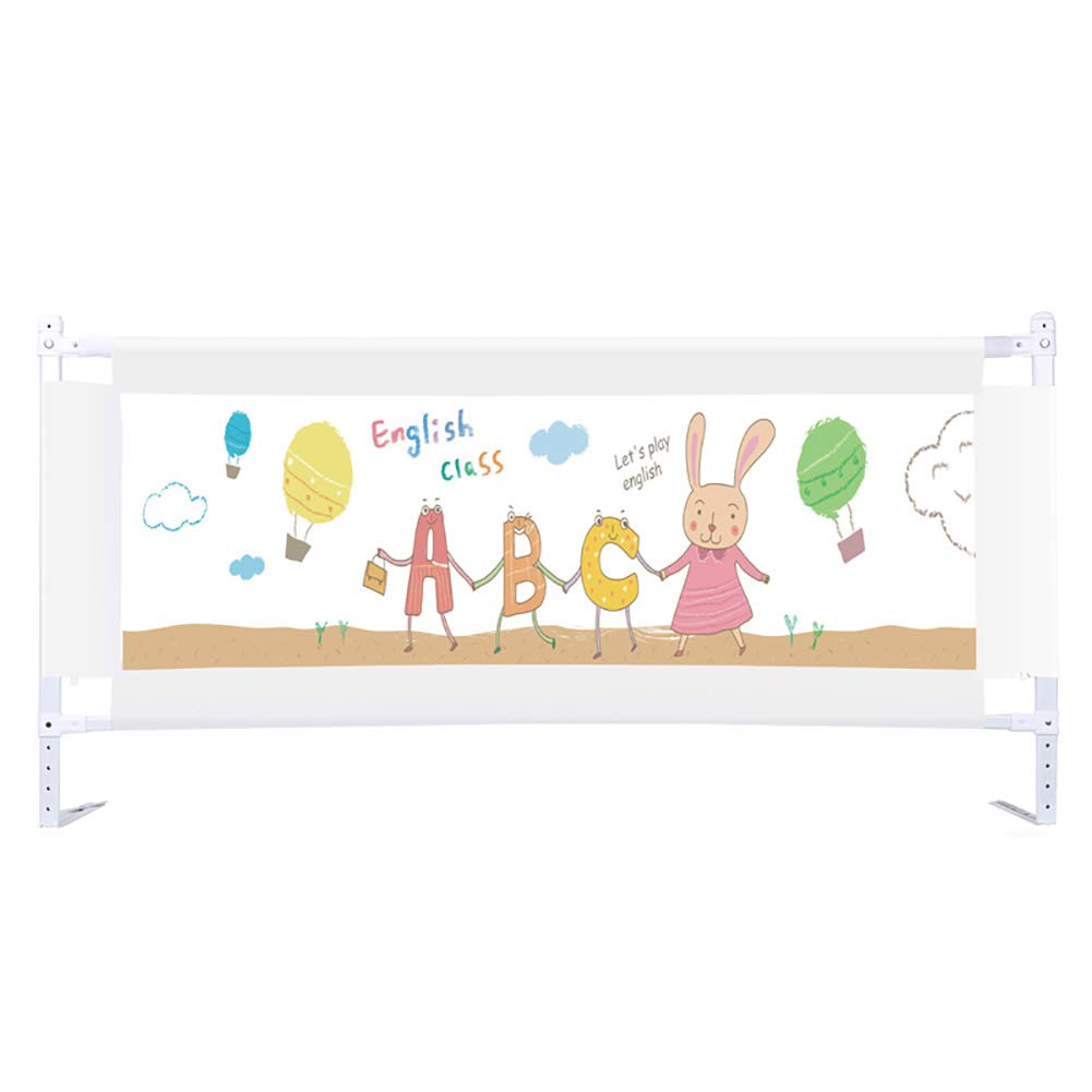 ベッドフェンス 幼児のベッドレールキッズツインベッド軽量折り畳みベッドレール幼児の女の子の男の子 (サイズ さいず : Length 200cm) Length 200cm  B07K2671FY
