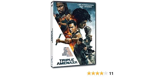 Triple Threat [DVD]: Amazon.es: Scott Adkins, Michael Jai ...