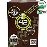 Meta Mate - Organic Roasted Mate #42, 250g, (Loose Yerba Mate Herb)