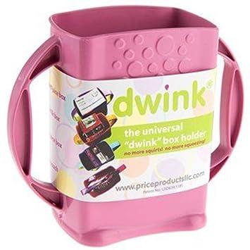 dwink Soporte de jugo Leche estuche universal rosa rosa ...
