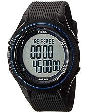 Robic 591-48319 SC-591 - Reloj para árbitros, Color Negro