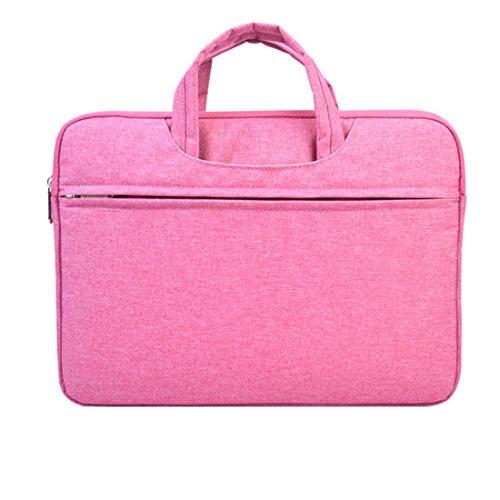 [해외]14 인치 컴퓨터 가방 노트북 케이스 노트북 태블릿 가방 내구성 핑크 색상/14 Inch Computer Bags Laptop cases Notebook Tablet Bag Durable Pink Color