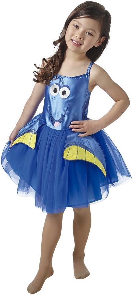 Hasbro-Buscando a Nemo - Disfraz Dory Tutu Classic, talla M (RUBIS ...
