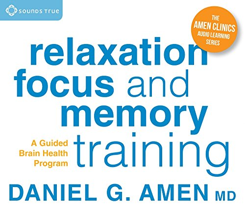 Relaxation, Focus, and Memory Training: A Guided Brain Healt