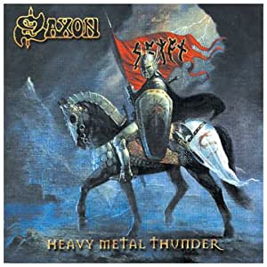 Heavy metal thunder: Saxon: Amazon.es: Música