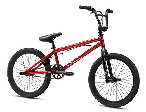 Mongoose Boy's Legion L20 20″ Bicycle, One Size, Red Best Deal
