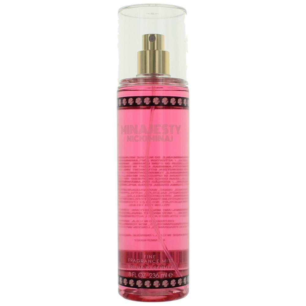 Nicki Minaj Minajesty By Nicki Minaj Body Mist 8 Oz NIM-MIN-F-34-235-02