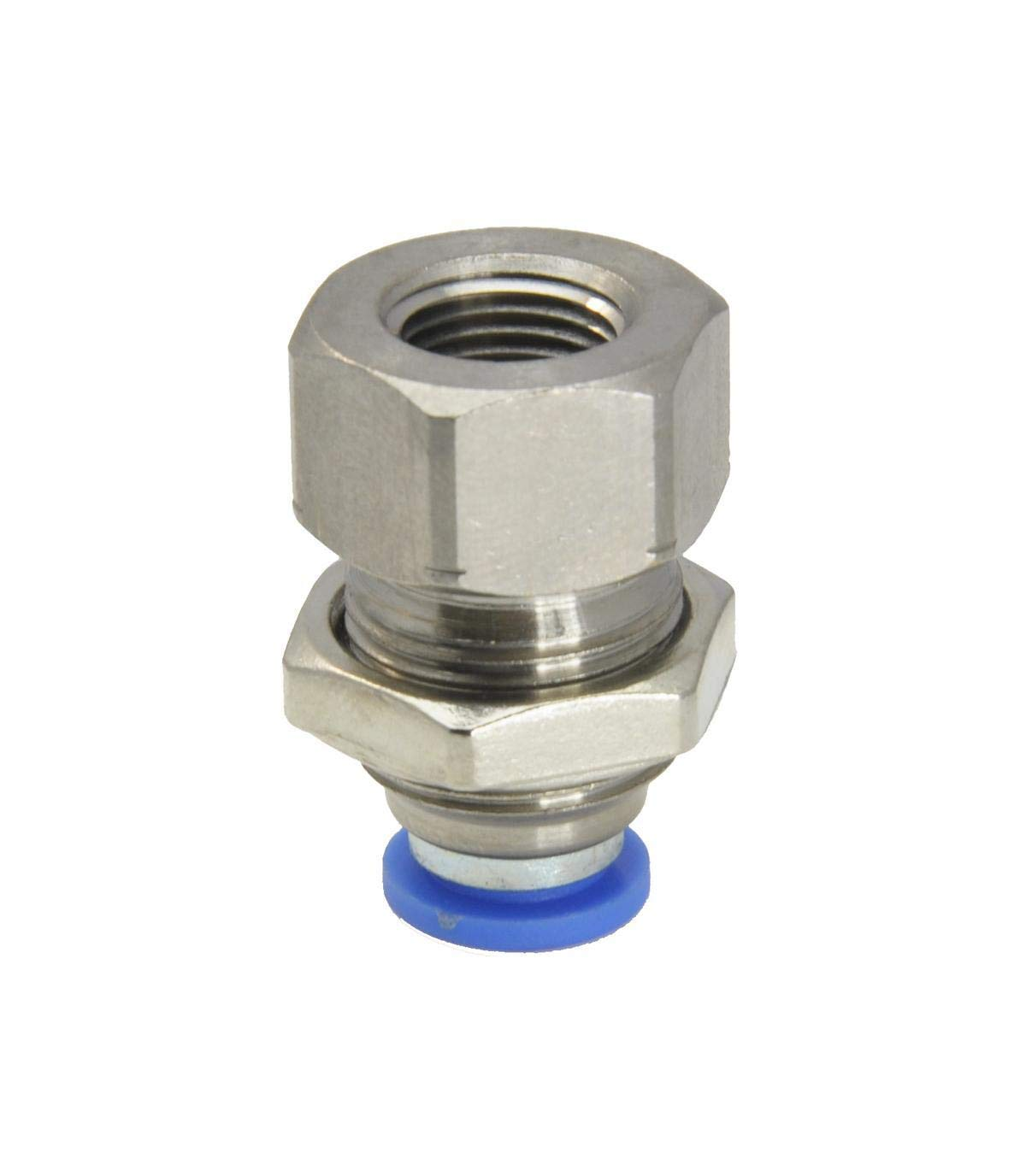 IQS IQS Schott Steckverschraubung mit zylindrischem Innengewinde G 1//2-12 mm Standard