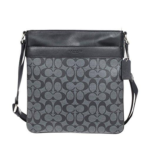 Coach men's PVC Handbag Crossbody F54781 price tips cheap