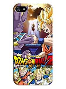 OtterBox Dragonball Evolution fashionable New Style Series Case for iphone 5/5s - Retail Packaging