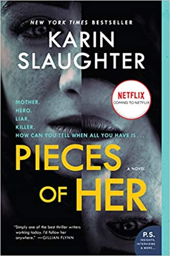 Pieces of Her Book Cover