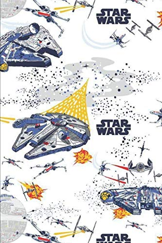 Star Wars: Blank lined notebook, Journal Or