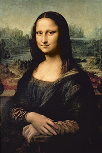 Pyramid America Mona Lisa Leonardo DaVinci Italian Renaissan