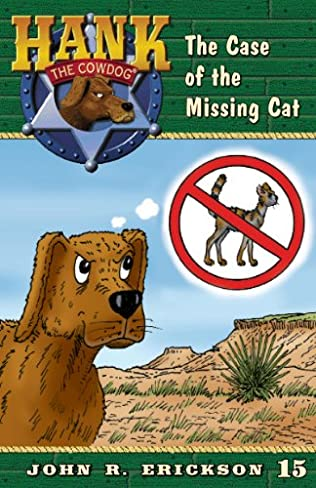 book cover of The Case of the Missing Cat